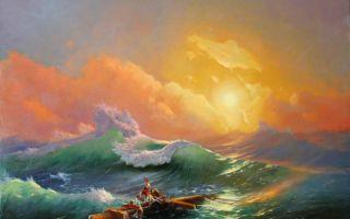 Сколько стоит картина Айвазовского?