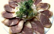 Сколько стоит конская колбаса?