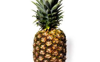 Сколько стоит ананас?