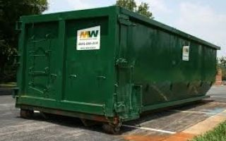 Сколько стоит вывоз мусора контейнером?