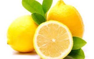Сколько стоит лимон: стоимость фрукта