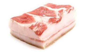 Сколько стоит сало свиное свежее?