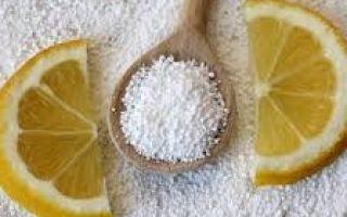 Сколько стоит лимонная кислота: цена за 1 кг в магазинах