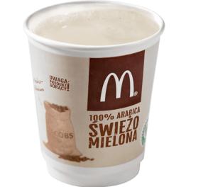 Cколько стоит кофе в Макдональдсе