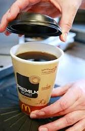 Стоимость кофе в Макдональдсе в Москве