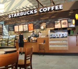 Цены на кофе в Старбаксе