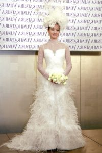Свадебный наряд от Гинза Танака