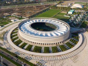 Стоимость строительства стадиона Краснодар