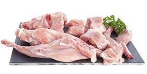 мясо кролика цена