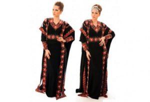 платье Абая от Дебби Вингхем