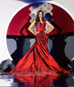 платье Соловей Куала-Лумпура