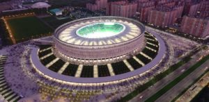 сколько стоит стадион Краснодара