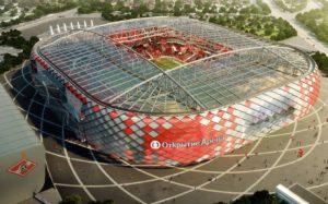 стоимость стадион Спартака