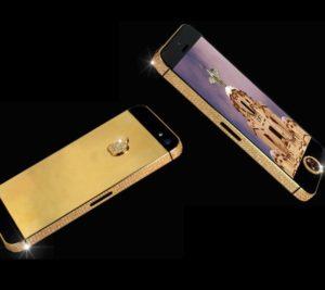 Apple Iphone 5 Black Diamond