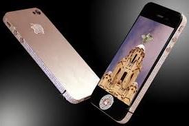 Apple iPhone 4 Diamond Rose