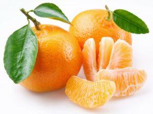 мандарины цена