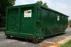 сколько стоит вывоз мусора контейнером
