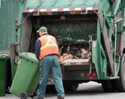 сколько стоит вывоз строительного мусора
