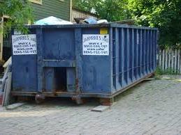 стоимость вывоза мусора контейнером
