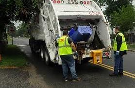 стоимость вывоза мусора с человека