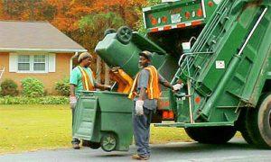 стоимость вывоза мусора