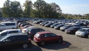 стоимость парковки в аэропорту Домодедово