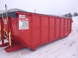 цена на вывоз мусора контейнером