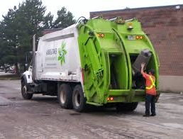 цена на вывоз мусора