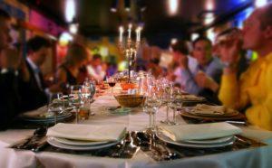 Сколько стоит новогодняя ночь в ресторане