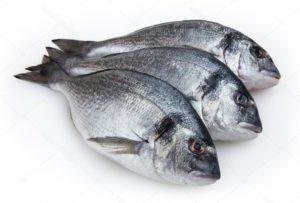 рыба дорадо цена