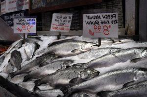 рыба кижуч цена