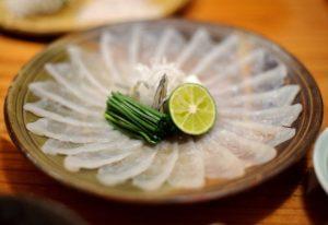 рыба фугу стоимость