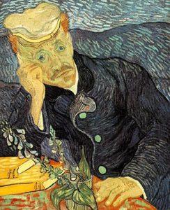 цена картин Ван Гога