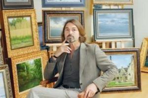 цена картин Никоса Сафронова