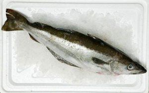 рыба минтай цена