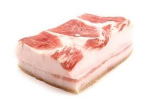 Сколько стоит сало свиное свежее