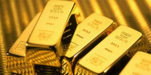 слиток золота 999 пробы
